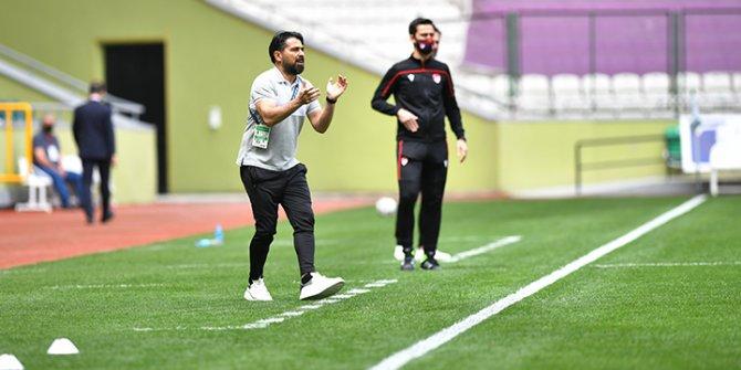 İlhan Palut: Umarım Göztepe maçımız keyif verir