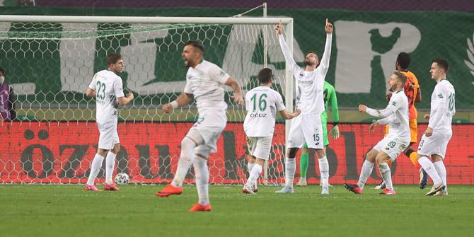 Konyaspor ile Galatasaray arasındaki son maçlar bol gollü