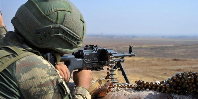 Turkey neutralizes 4 PKK/YPG terrorists in N.Syria