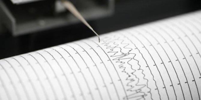 Bingöl'de 3.6 büyüklüğünde deprem