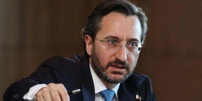Altun'dan Demirtaş'ın ifadelerine tepki