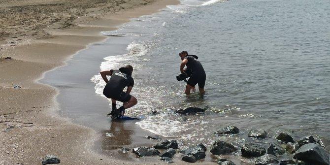 Denizde boğuldu sanıldı, balık avlarken yakalandı