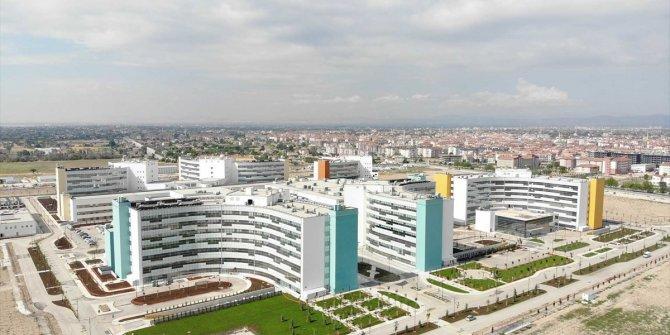 Konya Şehir Hastanesi'ne enerji altyapısı hizmeti