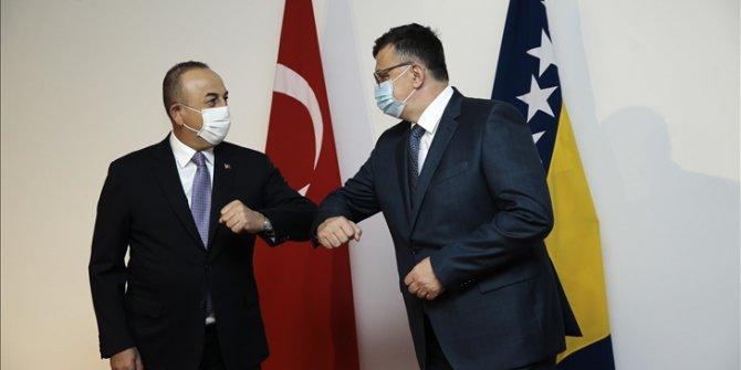 Sarajevo: Cavusoglu se sastao s predsjedavajućim Vijeća ministara BiH Tegeltijom