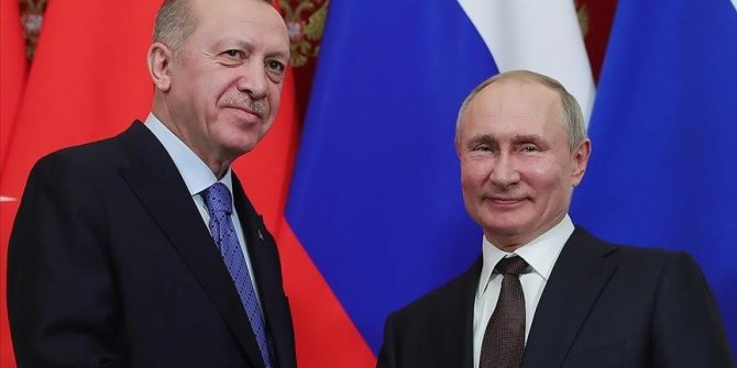 Erdogan i Putin razgovarali o borbi protiv COVID-19 i nabavci vakcina Sputnik V