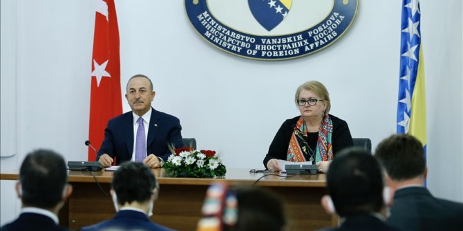 Turkey warns against questioning territorial integrity of Bosnia-Herzegovina