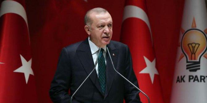 Cumhurbaşkanı Erdoğan'dan Beşiktaş Kadın Futbol Takımı'na tebrik