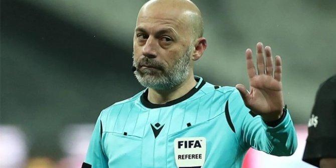 Galatasaray-Beşiktaş derbisinin hakemi