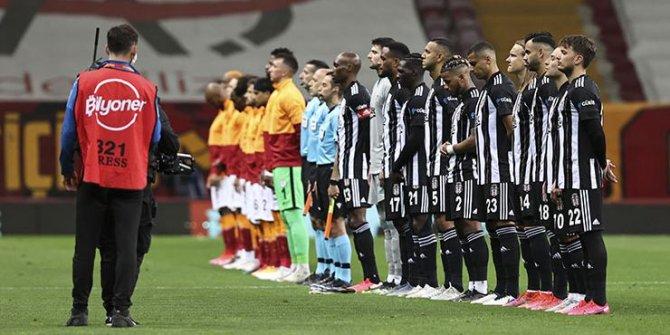 Maç sonu Galatasaray'dan Beşiktaş'a gönderme