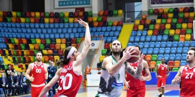 Konyaspor Basketbol, uzatmalarda kazandı