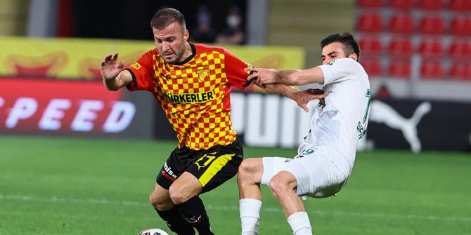Konyaspor'un deplasmandaki kötü serisi sona erdi