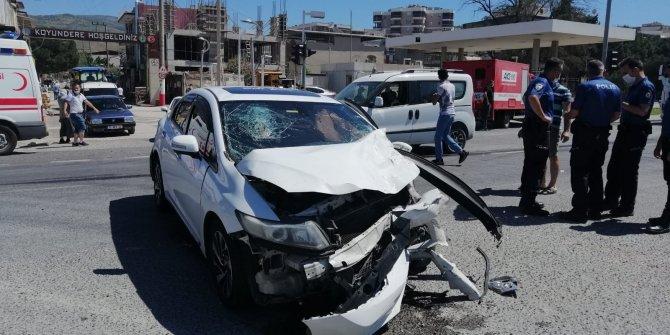 Feci kaza: 1'i ağır 4 yaralı