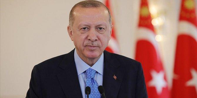 Turkey's Erdogan issues message on Europe Day