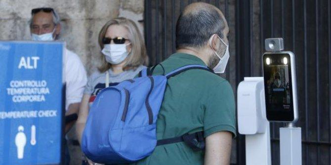 İtalya'da Kovid-19'dan iyileşenlerin sayısı 4 milyonu aştı