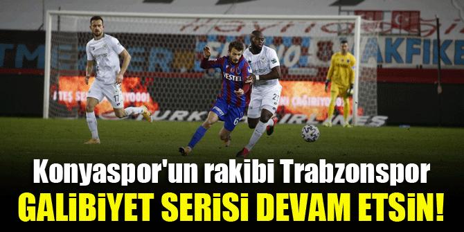 Konyaspor'un rakibi Trabzonspor