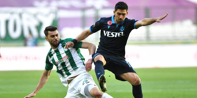 Konyaspor'da 3 maçlık seri yine olmadı!