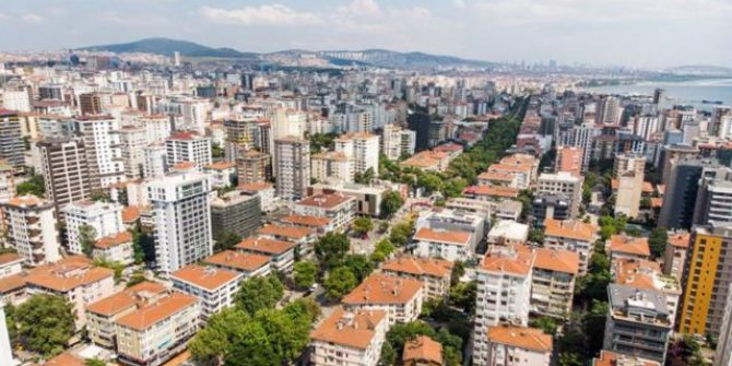 Türkiye'de nisanda 95 bin 863 konut satıldı
