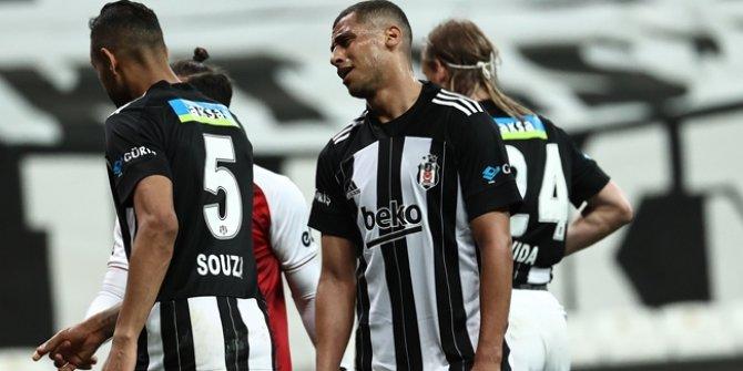 Beşiktaş 8 maç sonra evinde kaybetti