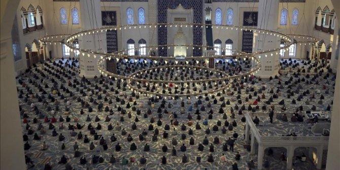 Turkey celebrates Muslim holiday Eid al-Fitr
