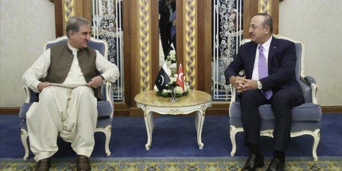 Turkey, Pakistan discuss developments in Jerusalem