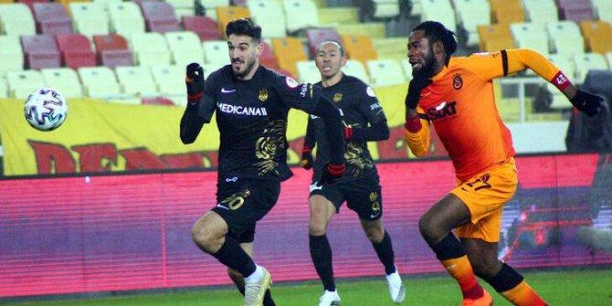 Galatasaray, Yeni Malatyasor karşısına şampiyonluk hedefiyle çıkacak