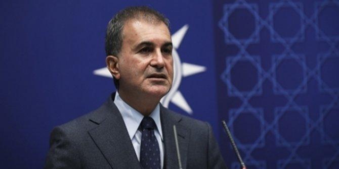 AK Parti'li Çelik'ten uçak kazası için taziye mesajı