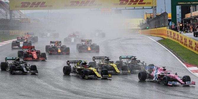 F1, Türkiye GP'si iptal edildi