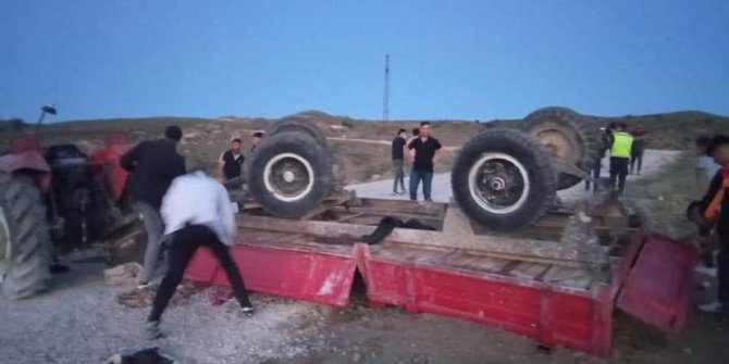 Traktör kazasında ölen 4 kişinin piknikteki son görüntüleri ortaya çıktı