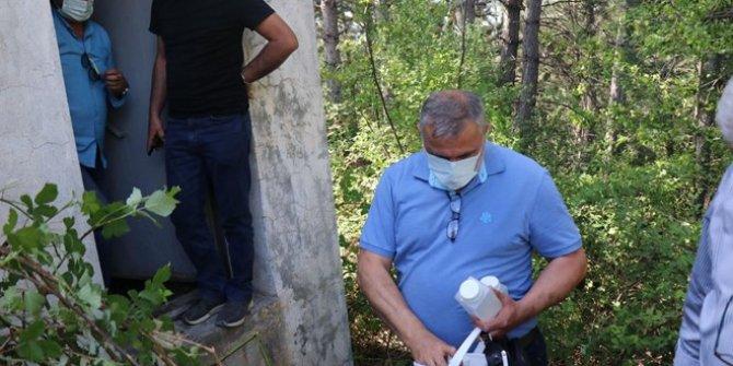 30 köylü içtikleri sudan rahatsızlandı, inceleme başlatıldı