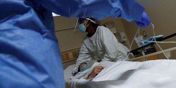 ABD'de ölenlerin sayısı 585 bini aştı