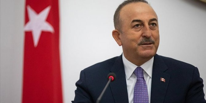 Turkey's foreign minister to attend OIC meeting on Palestine