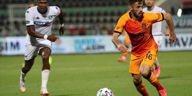 Süper Lig'den düşen Denizlispor'da en uzun süreyi Rodallega aldı