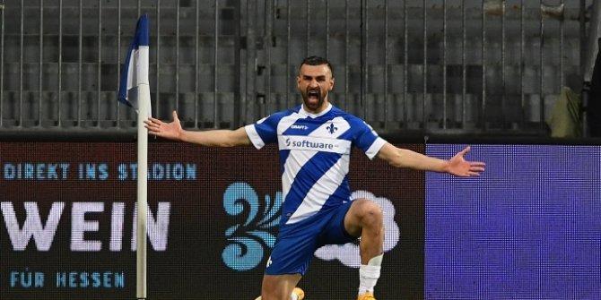 Serdar Dursun'dan 4 gol