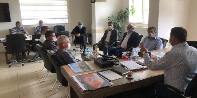 Hüyük Belediye Meclisi'nden İsrail'e kınama kararı