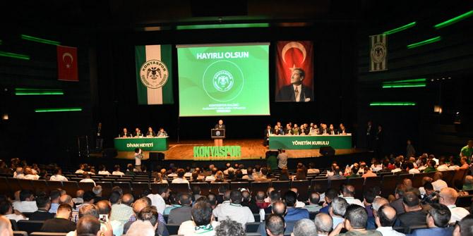 Konyaspor'un genel kurulu ertelendi