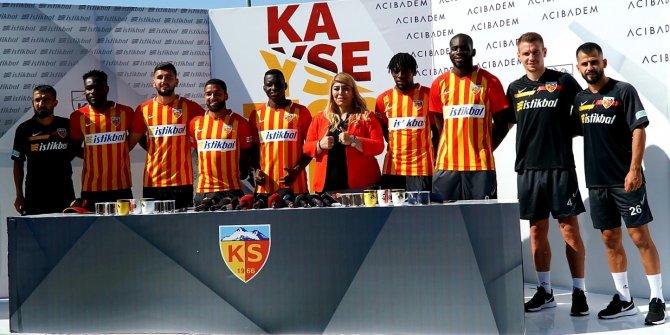 Kayserispor'da 11 futbolcunun sözleşmesi sona eriyor