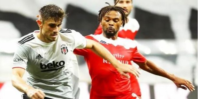 Antalyaspor - Beşiktaş! Muhtemel 11'ler