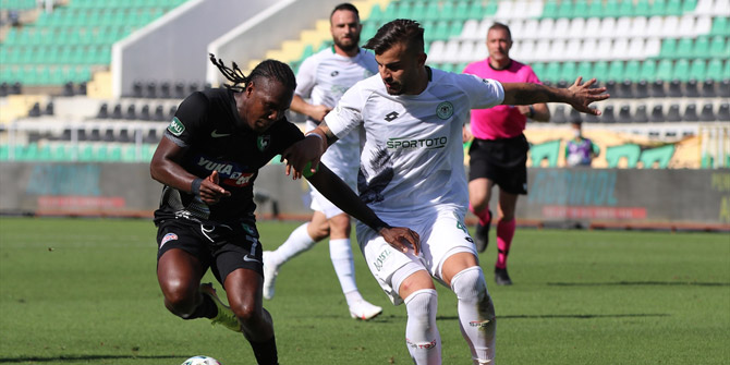 Rodallega'ya çağrı! 'Come to Konyaspor'