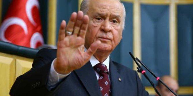 Devlet Bahçeli: Azerbaycan projemizi uygun görmeyerek reddetti