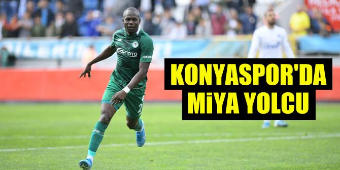 Konyaspor'da Miya yolcu