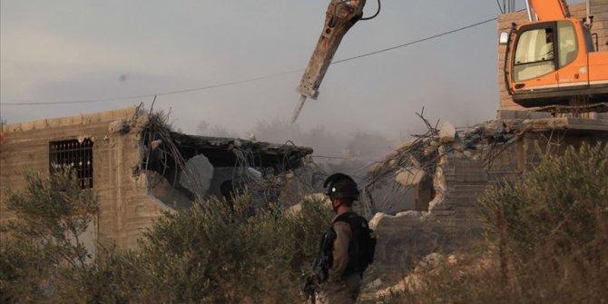 İsrail, Filistin köyü Arakib'i 188'inci kez yıktı