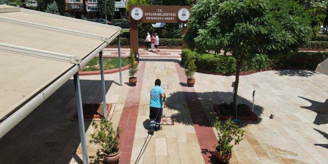 Başkan Atay, kademeli normalleşme dönemi için tedbirleri arttırdı