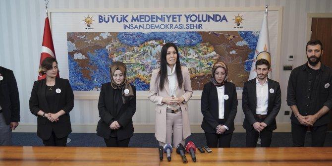 AK Parti'li Karaaslan, çevreci gençlerle buluştu
