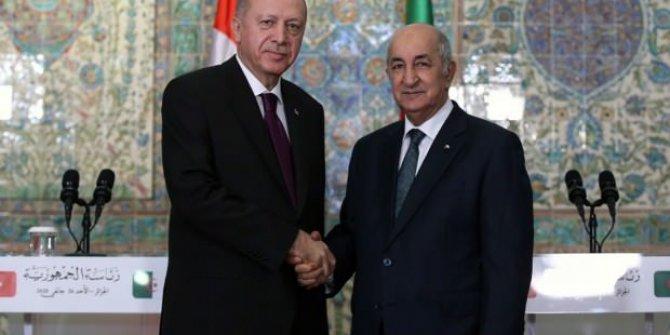 Cumhurbaşkanı Tebbun: Türklerle mükemmel ilişkilerimiz var