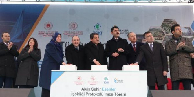 Cumhurbaşkanı Erdoğan'ın kararıyla Esenler teknoloji üssü oluyor