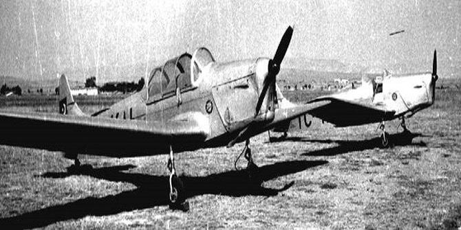 Etimesgut fabrikasında yapılan ilk Türk uçağı 79 yıl önce havalandı