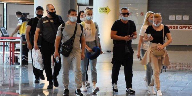 Turkey seeking to welcome 1.5M Ukrainian tourists in 2021