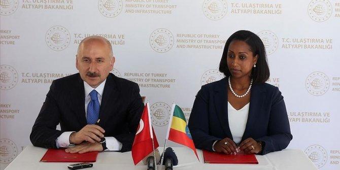 Turkey, Ethiopia sign transportation deal