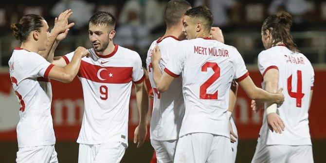 Türkiye - İtalya: 0-0 (İLK YARI)