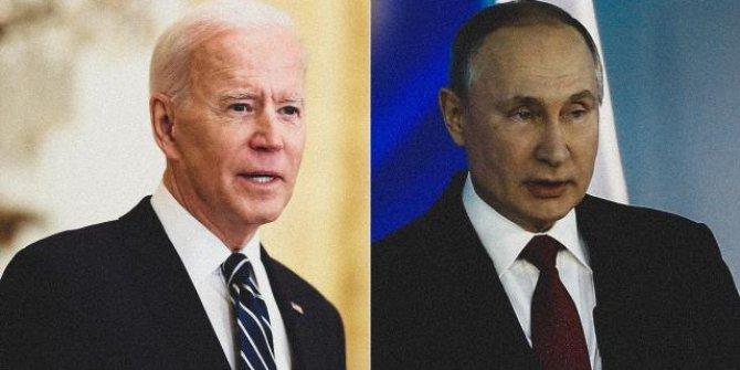 Putin'den Biden'a zirve öncesi mesaj var